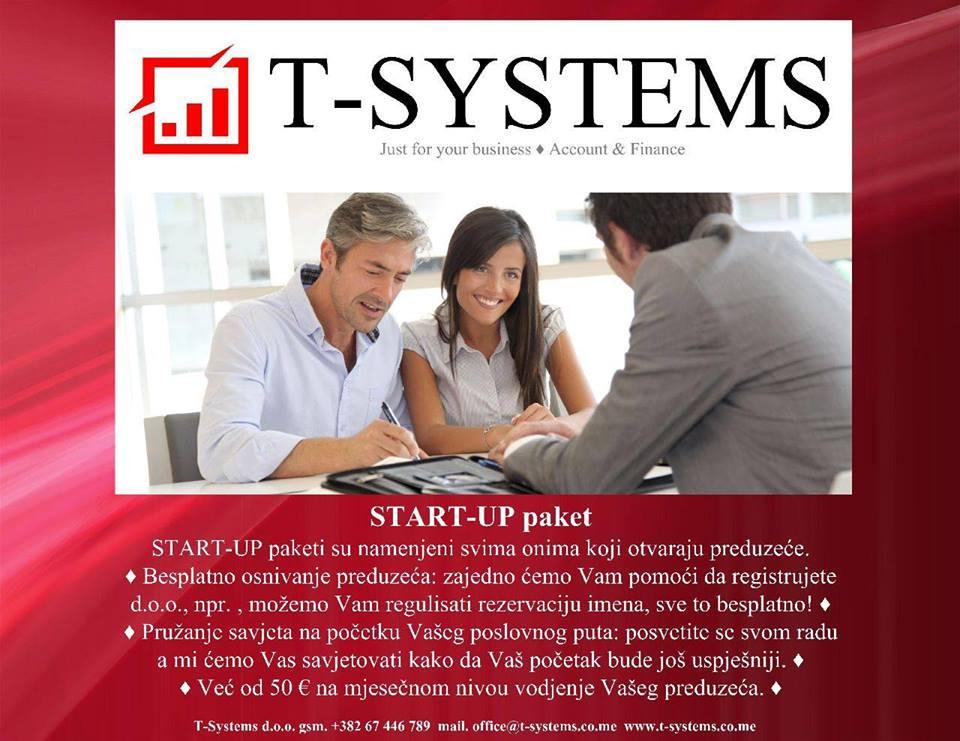 t-systems akcija